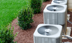 Outdoor AC unit repair in Jerusalem, OH